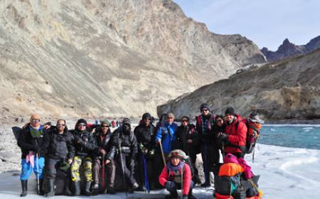 Ladakh and Zanskar Trek