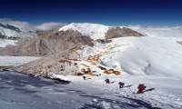 International Mt. Cho Oyu Expedition from Tibet side