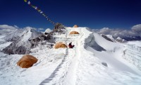 Mt. Cho Oyu Expedition from Tibet side