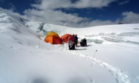 Shishapangma and Cho Oyu Expedition Tibet