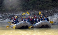 Trishuli River Rafting in Nepal