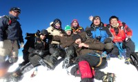 Island and Mera Peak Expedition