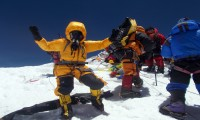 Mt. Everest south Col Expedition