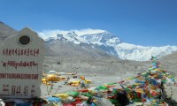 Everest North Col Expedition via Lhasa