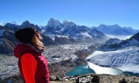Phari Lapcha Peak Expedition, Gokyo Lake