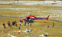 Kailash and Manasarover Lake Heli Yatra