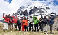 Kailash and Manasarover Lake Tour Via Lhasa