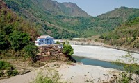 Karnali River and Rani Mahal Palpa