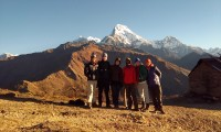 Khair Trek - Annapurna Region