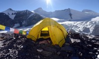 Mt. Lhakpa Ri Expedition in Tibet region
