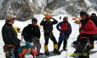 Cultural Treks Mount Lhotse Expedition Nepal