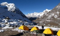 Mera Peak Base Camp