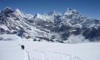Mera Peak Climbing and Sherpani Pass Trek