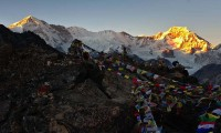 International Mount Cho Oyu Expedition Nepal