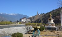Mountain Biking Across Bhutan