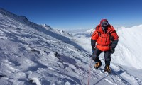 Mount Everest south Col Expedition