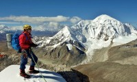 Mt Nyainquentanglha Peak Expedition in Tibet Region