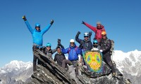 Pokalde Peak Expedition