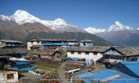 Pokhara and the Annapurnas