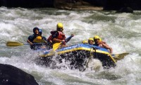 Arun River Rafting in Nepal