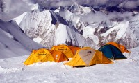 Mt. Shishapangma southwest face expedition