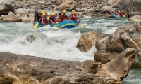 Sun Koshi River White Water Rafting