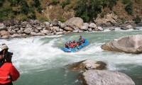 Tamor River Rafting in Nepal
