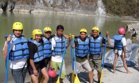 Trishuli River Adventure in Nepal