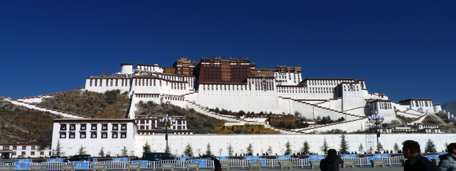 Lhasa city tour with Nyainquentanglha Peak