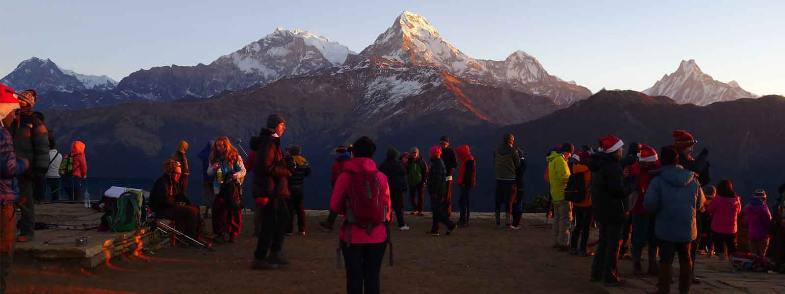 Ghorepani Poon Hill and Annapurna Base Camp Trekking