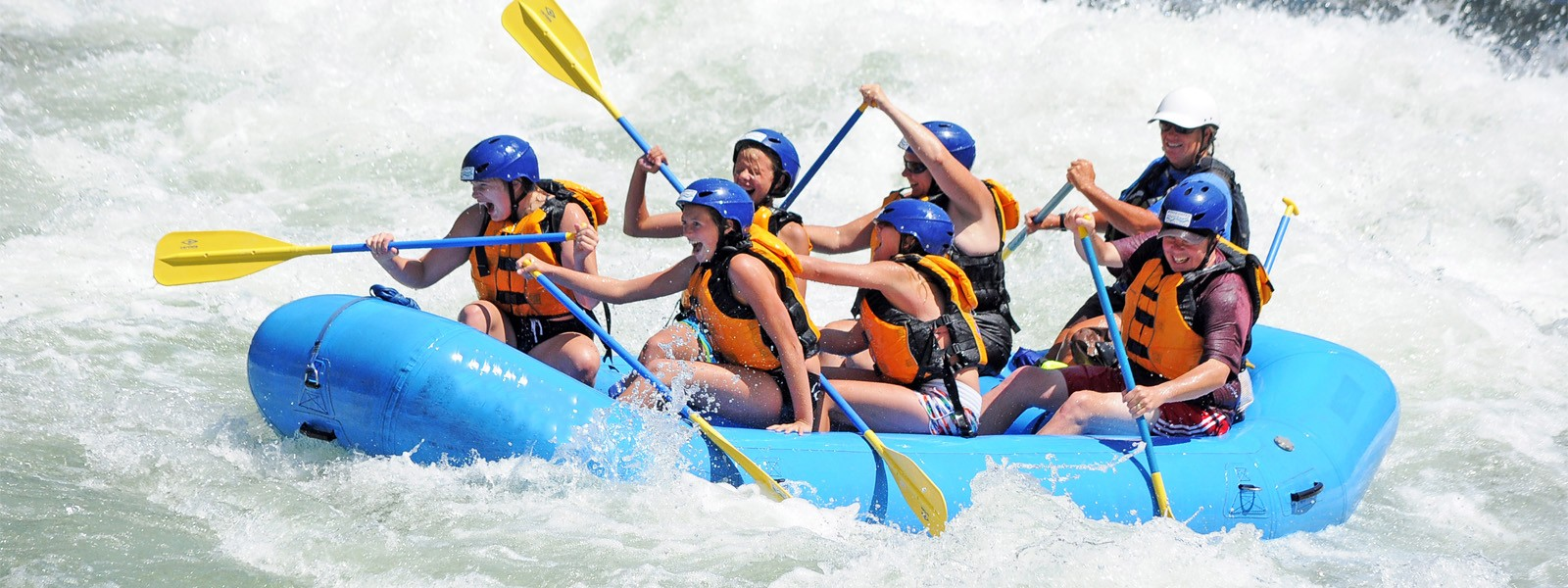 River Rafting in Arun River