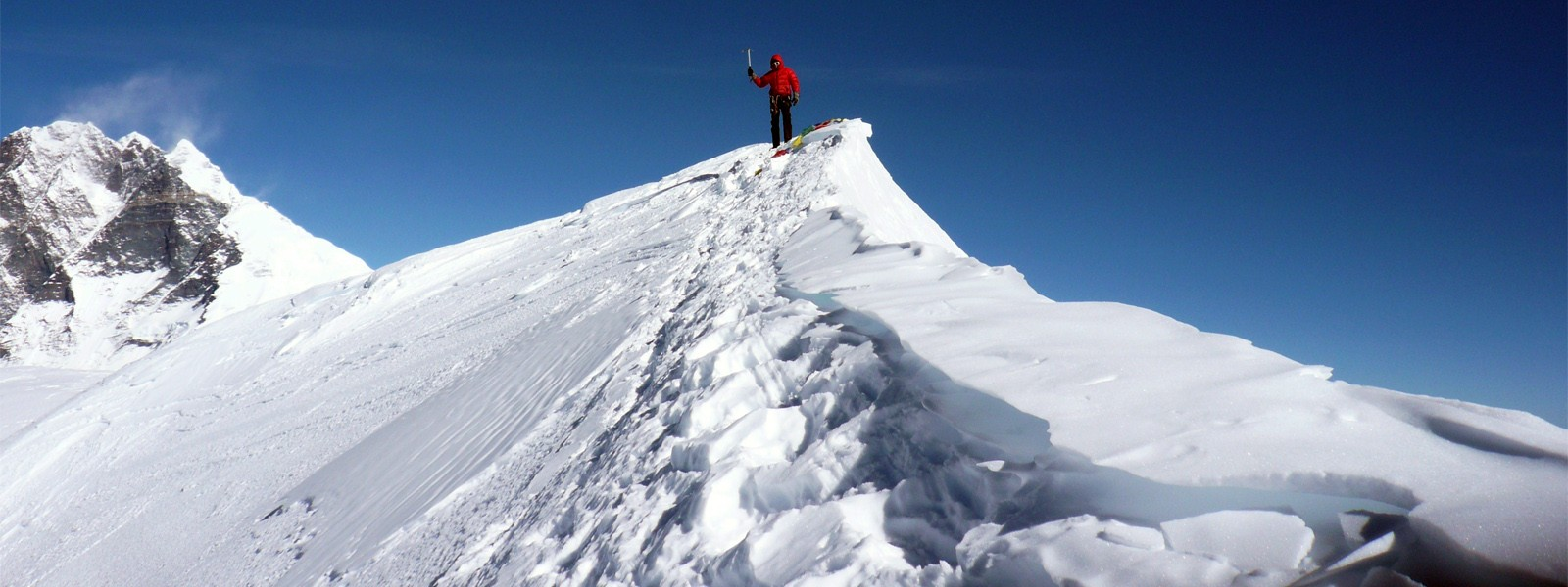 Baruntse Peak Expedition