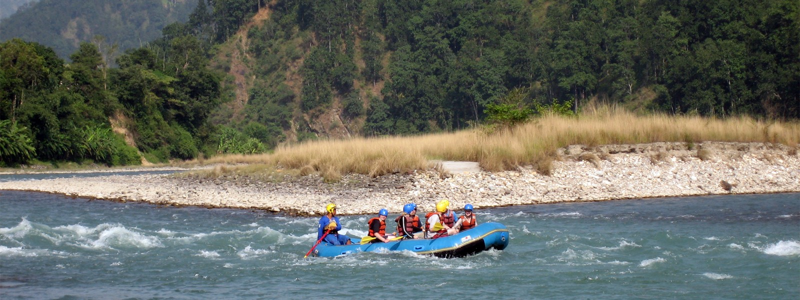 Day River Rafting in Bhote Koshi
