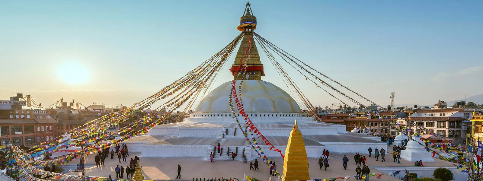 Bouddhanath Stupa Day Tour