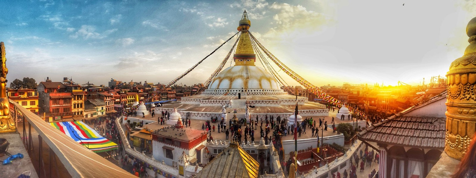 Boudhanath Stupa- Everest Base Camp Tours Tibet