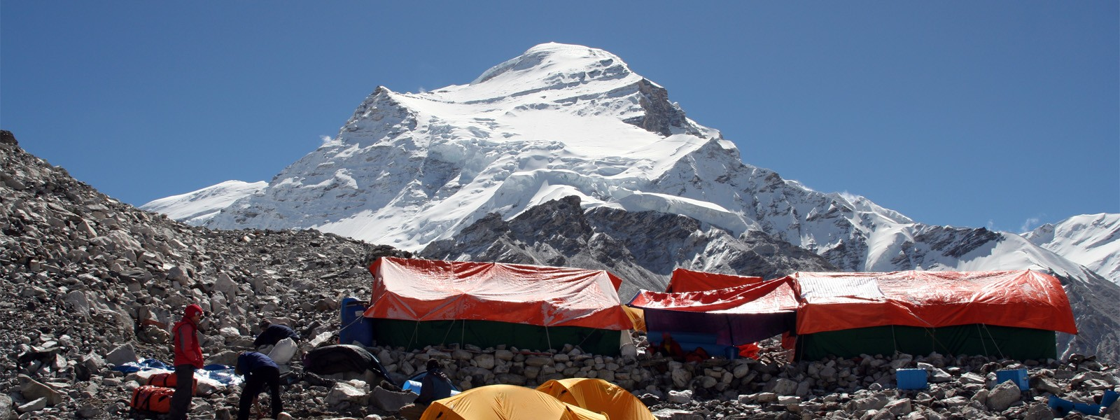 Mt. Cho Oyu Expedition 2020