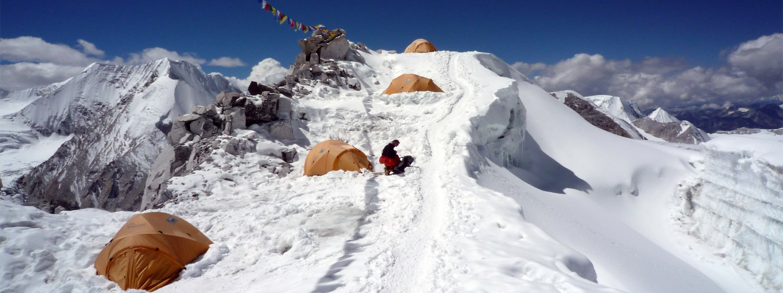 Cho Oyu Expedition Itinerary
