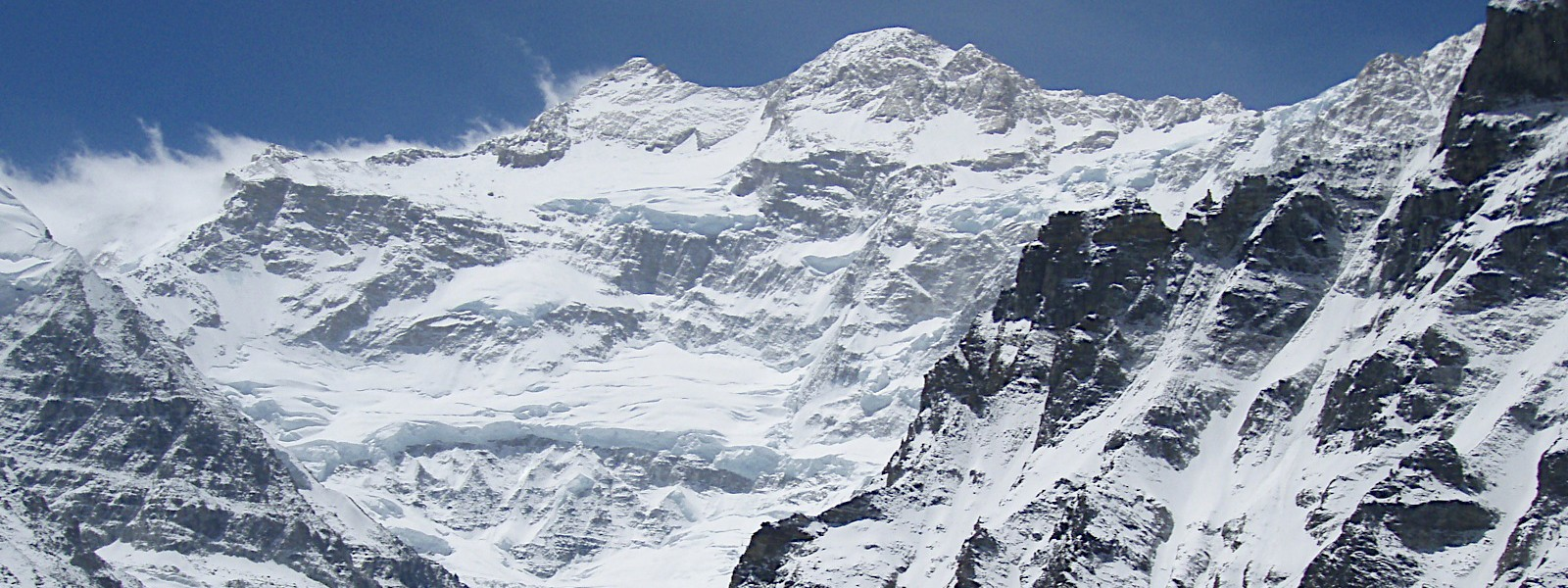 Mount Kanchenjunga Main Expedition