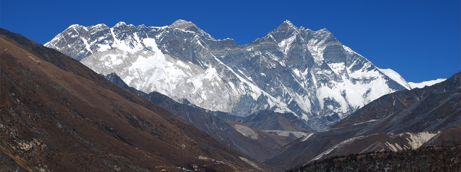 Everest Base Camp Trekking in Khumbu Region