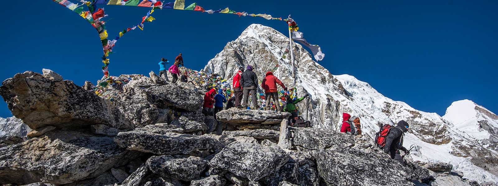 Everest Base Camp with Kala Pattar Trek