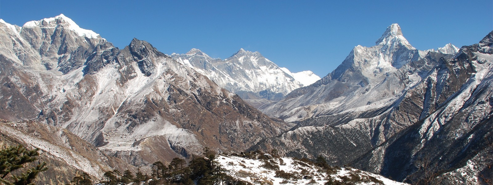 Everest Base Camp and Kala Pattar