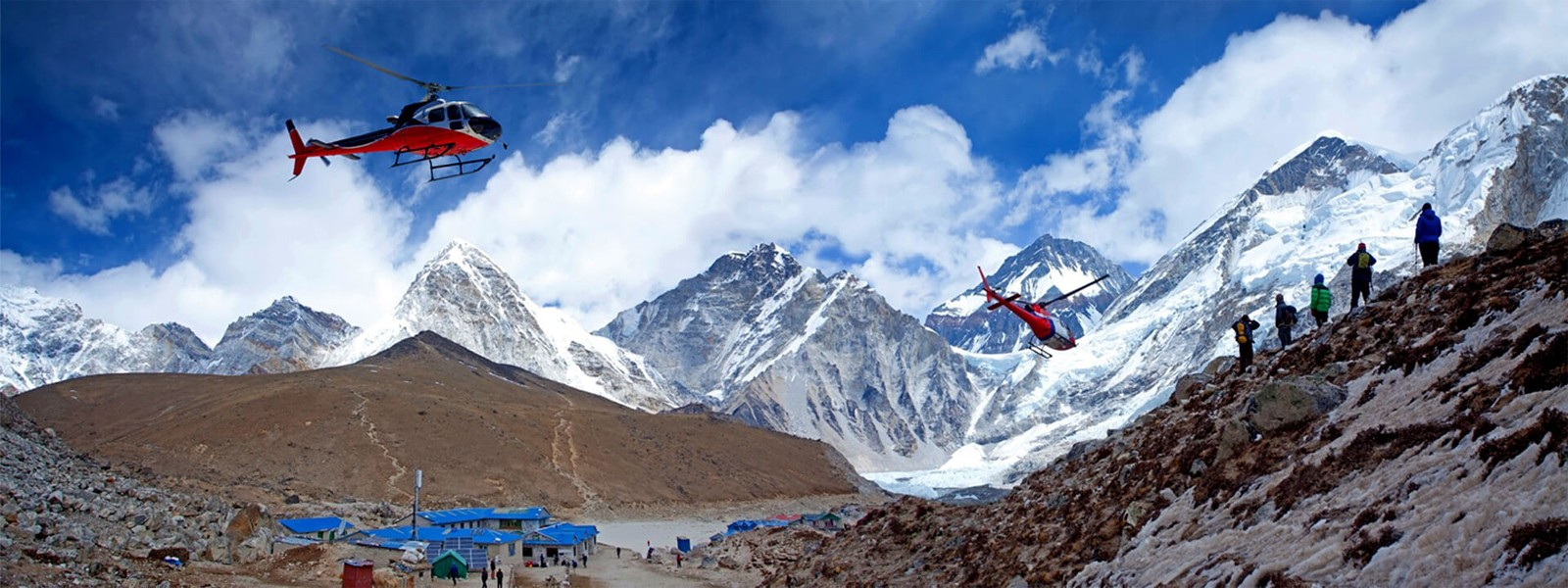 Everest Base Camp Helicopter Tour Daily Departure