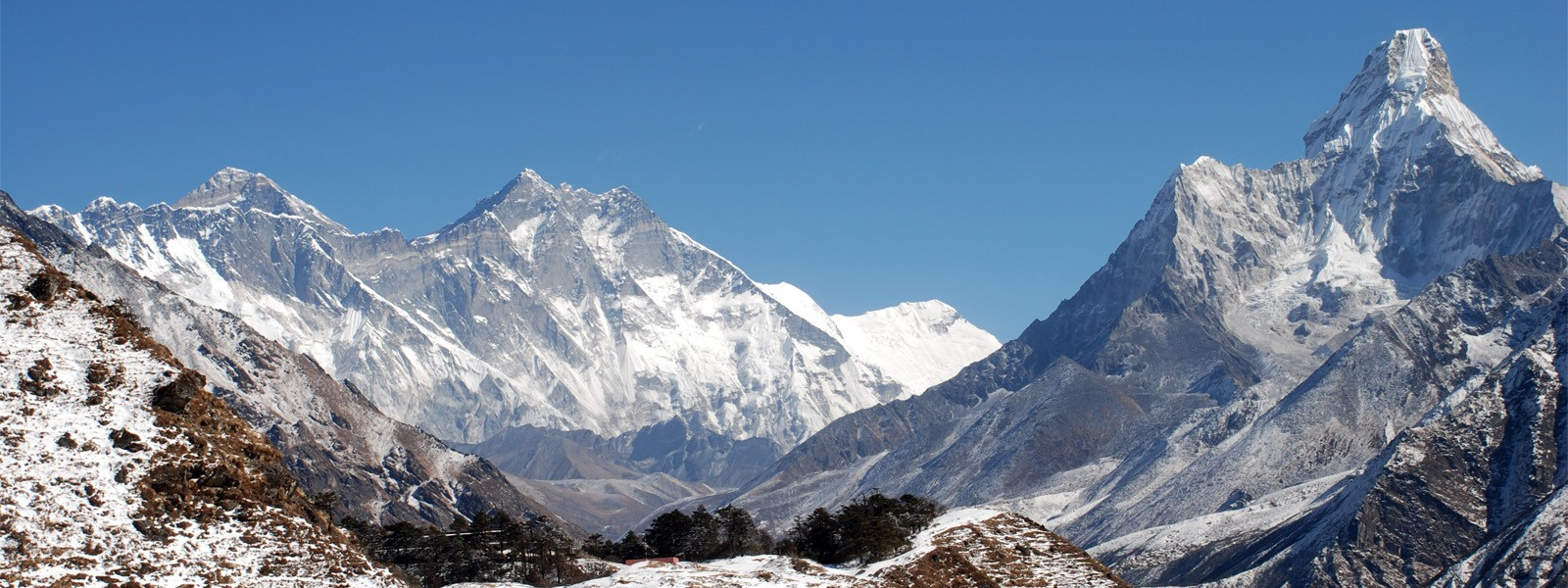 Pokalde Peak in Khumbu Region