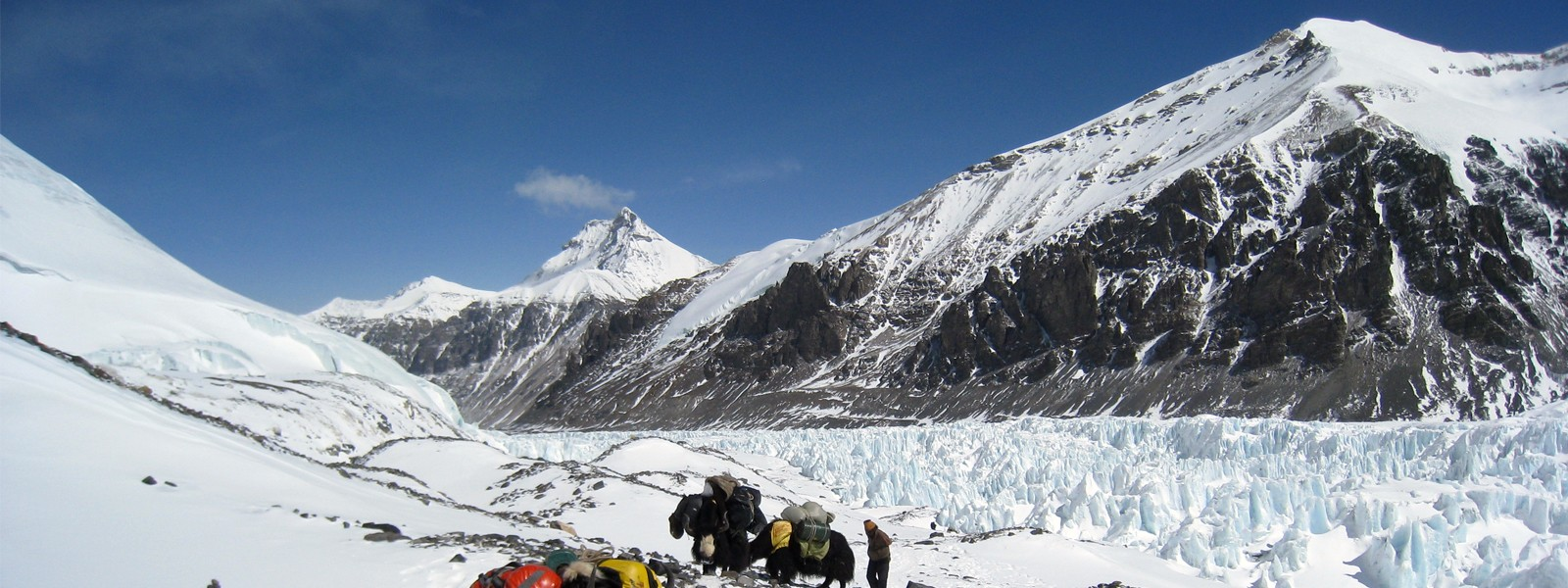Everest North Col Expedition 2020 via Tibet