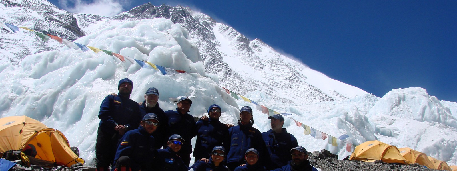 Tibet Everest Northcol Expedition