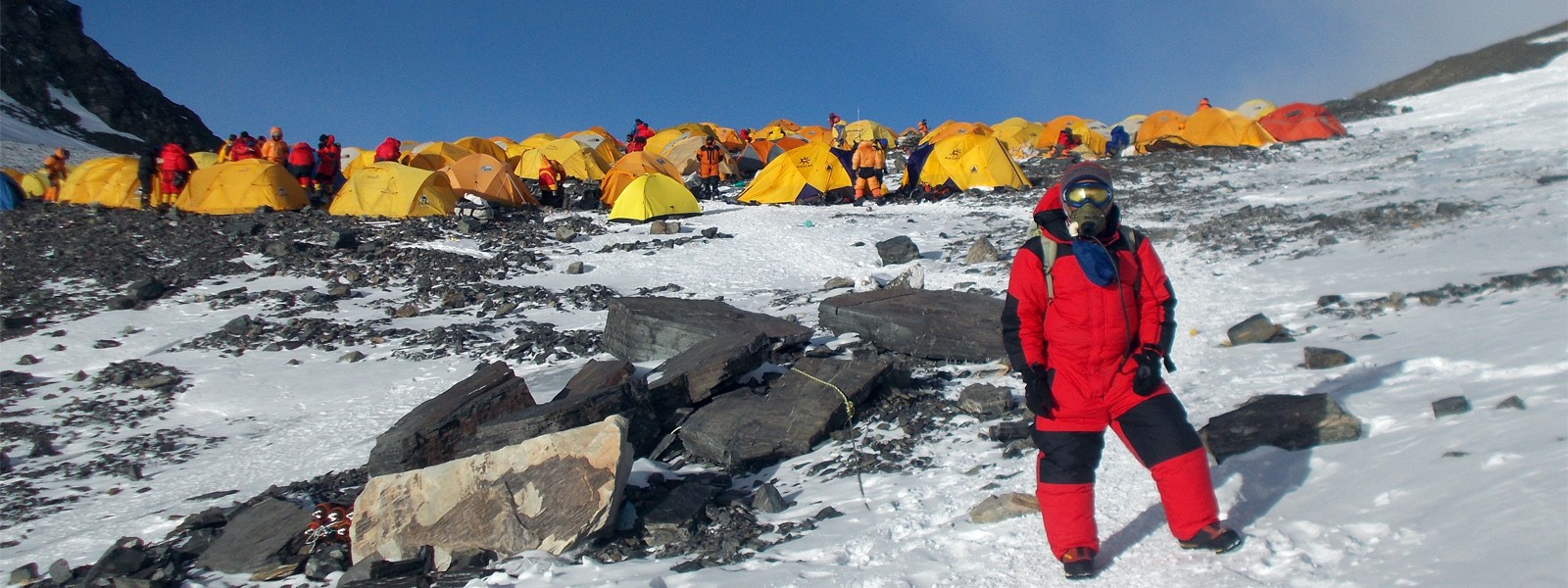 Mount Everest South Col Expedition - Nepal side