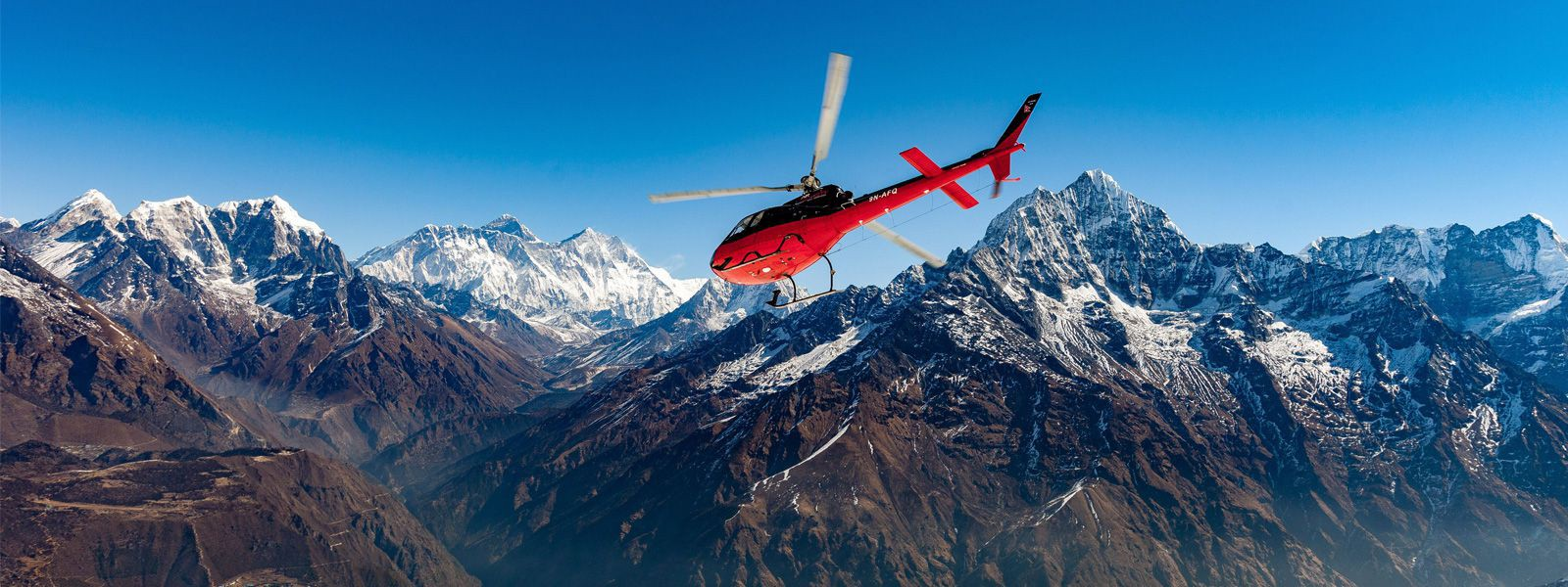 Everest Base Camp daily Heli Tour