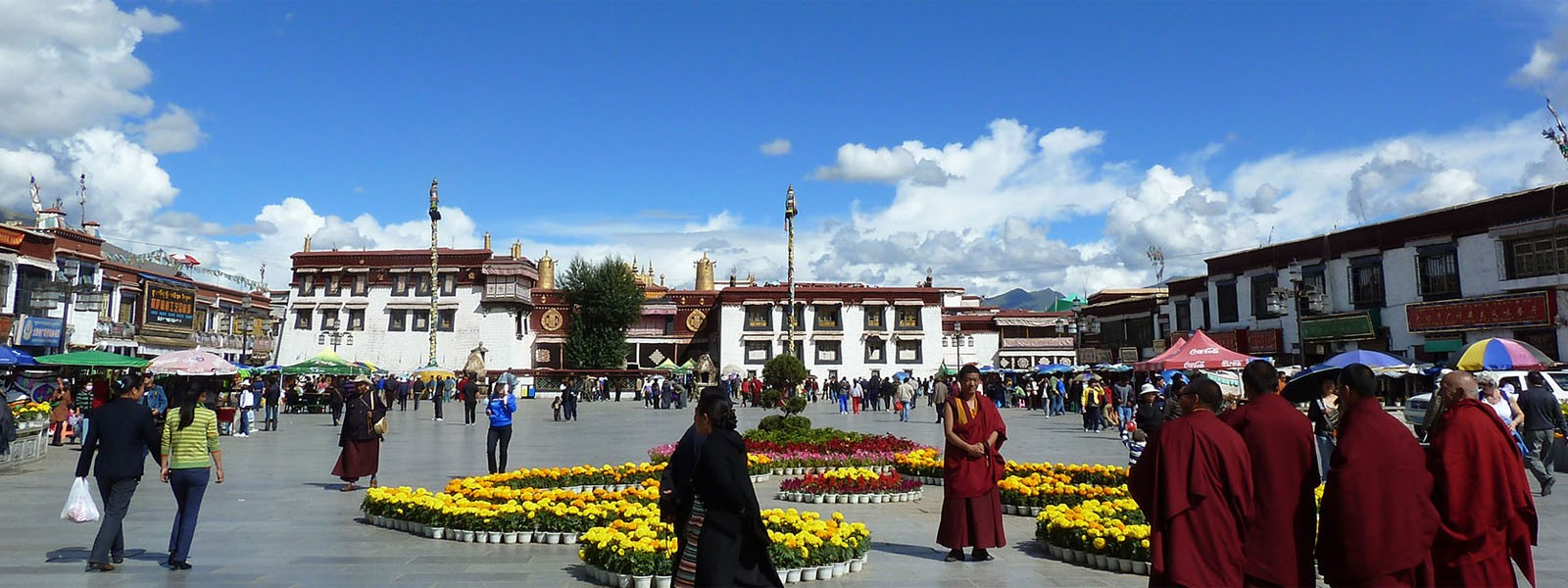 Ganden to Samye Monastery Trek in Tibet