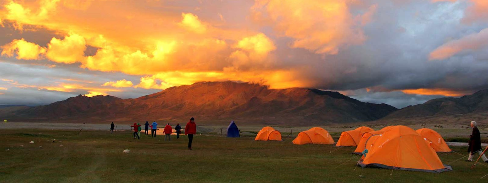 Ganden and Samye Monastery Trekking in Tibet