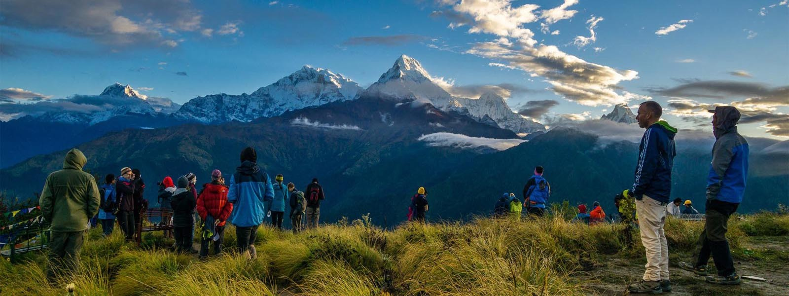 Ghorepani Poon Hill with Annapurna Base Camp Trekking